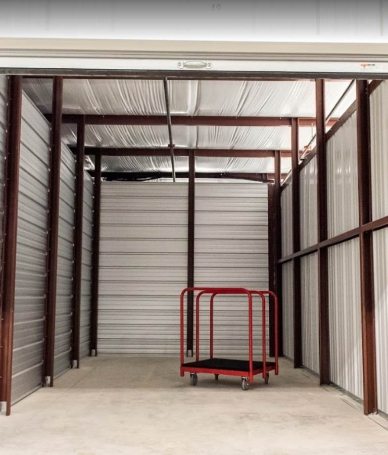 Climate Controlled Storage units at Rogers Ar